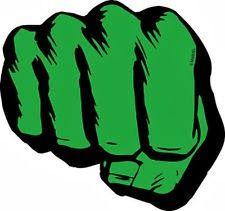hulk-puño