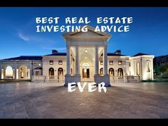 The Best Real Estate Investing Advice EVER Podcast - http://www.sportfoy.com/the-best-real-estate-investing-advice-ever-podcast/