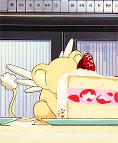 CARDCAPTOR SAKURA, Kero// classic kero-chan!!
