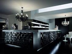 Small Kitchen Interior Design with Mini bar TableHome design blog ...