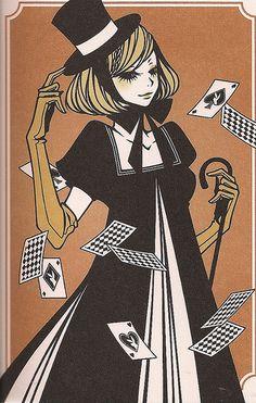 #kaori #wakamatsu Sad Anime, Kaneki, Illustration Art, Illustrations, Art Studios, Manga Art, Vocaloid, Inktober, Alice In Wonderland