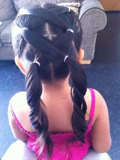 How to do my future little girls hair