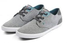 gri plimsoll papoutsia men shoes boxfresh