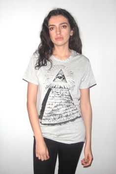 Obesity & Speed - All Seeing Eye Tee