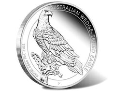 Australian Wedge-tailed Eagle 2017 1oz Silver Proof Coin