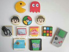 cookies decorated - galletas fondant