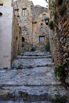 Monemvasia, Laconia, Greece