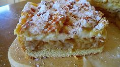 Greek Sweets, Greek Desserts, Party Desserts, Greek Recipes, Sweets Recipes, Fruit Recipes, Cake Recipes, Cooking Recipes, Food Cakes