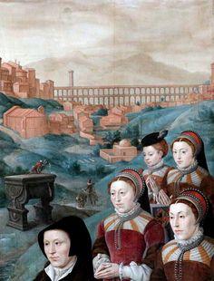 16th Century Clothing, 16th Century Fashion, Renaissance Paintings, Renaissance Art, Charles Quint, Dutch Golden Age, Historical Images, Museum Of Fine Arts, Sculpture Art