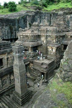 Ellora caves, India