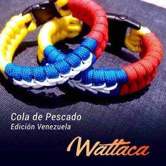 8036a0cc187f 17 mejores imágenes de pulseras de Venezuela