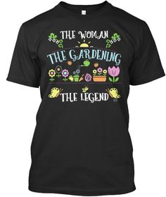 If you love gardening then this Original design tee, complete with inch worms, is perfection.( Design is by GTFS - Grandmas Tee Finder Shop. Cause Grandma knows where all the best tees are!) Available in select colors, hoodie, tee, or sweatshirt.  EASY Secure Ordering 1. Choose color / style 2. Click big BUY NOW button 3. Select size & quanity