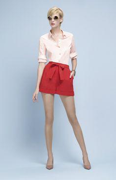 Noreen Carmody wearing Paule Ka Spring 2014 Look N 61