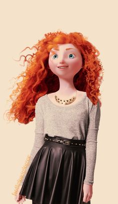 My name is Eilish and I'm the younger, much quieter cousin of Merida. I'm 17 and enjoy the outdoors I guess (my cousins trying to teach me archery) but I equally see the benefits of indoors cause well those Scottish winters do get cold.