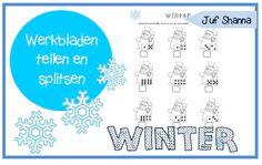 Juf Shanna: Thema: Winter