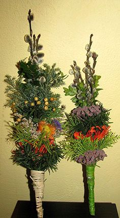 Palmy Polish Easter Traditions, Holiday Traditions, Easter In Poland, Topiary, Catholic, Bloom, Traditional, Spring, Flowers