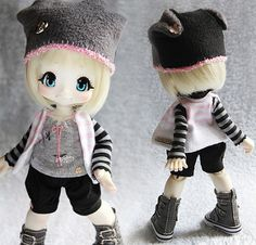 Kiki has new clothes ! | Furyli made a sweet outfit for my K… | Flickr