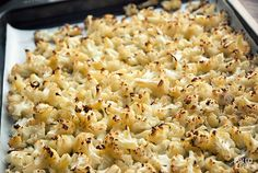Banting Macaroni & Cheese - This Cauliflower Macaroni and Cheese recipe provides you with a low-carb healthy comfort dish Banting Recipes, Paleo Recipes, Whole Food Recipes, Cooking Recipes, Banting Diet, Lchf, Recipe Substitutes, Paleo Food, Food Nutrition