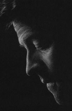 Misha for Licia. White coloured pencil and a bit of grey pastel pencil on black paper. Black Paper Drawing, Drawing S, Supernatural Fan Art, Castiel, Fanart, White Pencil, Portrait Art, Drawing Portraits, Chiaroscuro