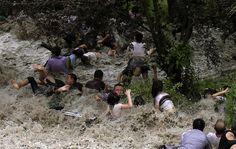 Quiantang river China
