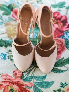 Descubre lo nuevo en zapatos de novia 2015