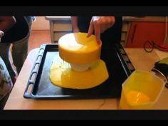 Глазирование торта