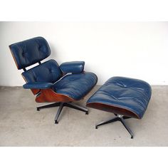 Another Eames Classic In A Great Colour. Eames Lounge ChairsHerman MillerLoungesFolding  ...