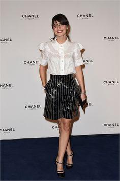 Alessandra Mastronardi - Chanel Rome boutique opening - February 19 cad414ddaaa