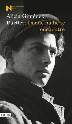 """EL LIBRO DEL DÍA    """"Donde nadie te encuentre"""", de Alicia Giménez Bartlett  http://www.quelibroleo.com/donde-nadie-te-encuentre 13-12-2012"""