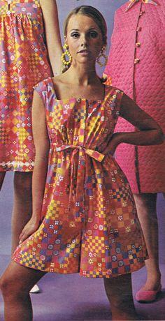 Penneys catalog 1968.  Cay Sanderson.