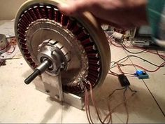 AC-DC 6 - BLDC from washer motor - YouTube