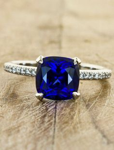 obsessed with sapphires... almost wish I had been born in September!