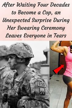 #After #Waiting #Four #Decades #Become #Cop #Unexpected #Surprise #During #Swearing #Ceremony #Leaves #Everyone #Tears