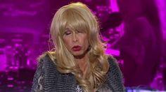 Steven Tyler in Drag