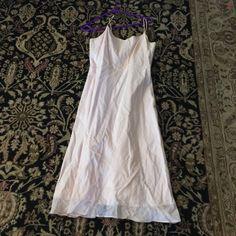 Price drop  Pink dress with silver streaks.  Beautiful. J. Crew Dresses