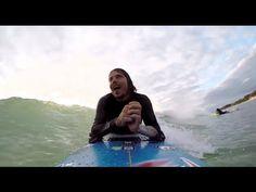 An inspirational quadriplegic surfer - Barney Miller: A day in the life