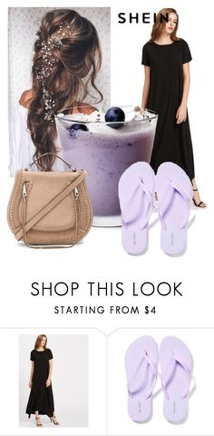 """""""Sheinside contest"""" by milutinkastanko ❤ liked on Polyvore featuring Old Navy and Rebecca Minkoff"""