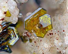 Segnitite  Clara Mine, Rankach valley, Oberwolfach, Wolfach, Black Forest, Baden-Württemberg, Germany