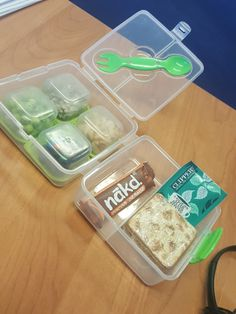 #Makeyourown #DIY #Snackbox Why waste your money on Graze subscriptions when you can make your own at home.  You can pick up boxes like this from your pound/euro/dollar store and fill them with #healthy #goodies and #portioncontrol to keep you away from the vending machine/shop.  I try to stick with #snacks #under150calories  This particular one has: #wasabipeas #peanuts #saltnpepperseeds #driedblueberries with #mnms #nakd bars #creamcrackers #clippertea #afterdinnermint