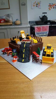 Freddie's cake!