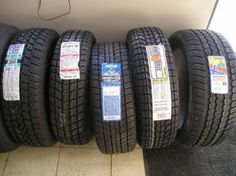 """TIRE NEW FROM 14""""$49--15""""$59--16""""$64--17""""$64--18""""$74--20""""$119 - City of Toronto Tires, Rims For Sale - Kijiji City of Toronto Canada."""