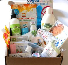 """Every so often Ecocentric Mom announces a high-value """"bonus"""" box available for a one-time purchase."""