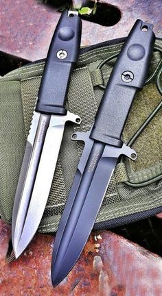Extrema Ratio Defender DG Fixed Blade Knife Black Forprene