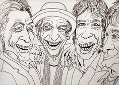 CARICATURAS DELBOY: THE ROLLING STONE