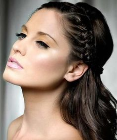 Top Crown Braided Hairstyles for Prom