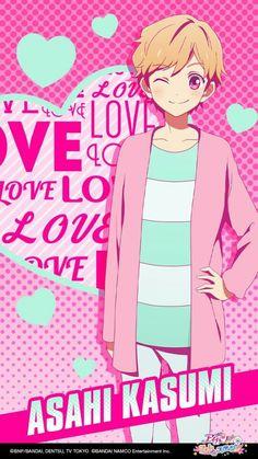 Love you Asahi-Senpai♡♡