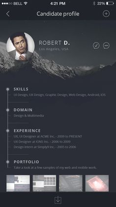 Candidate-profile-job-board-ios-app-iphone-6-dribbble2
