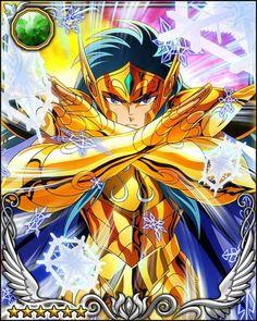 Galaxy Card Battle Camus de Aquário