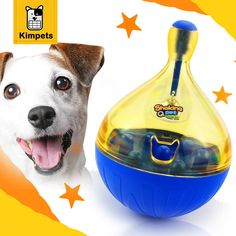 DOBOLA Dog Ball Toys Leakage Food Pet Toy Puppy Pet Shrieking Ball Puzzle Resistant Teeth Bite Toys Outdoor Supplies 2017 New