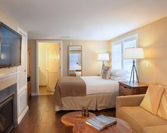 Enjoy the cool, fresh breeze from your bedroom suite at Bluegreen Vacations The Soundings, an Ascend Resort in Dennis Port, MA.